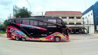 รถบัสนำเที่ยว แก่นทองทัวร์  ตัวแรงเมืองขอนแก่นพี่เล็กจัดให้มาเยี่ยมถึงร้านองอาจแอร์บัส