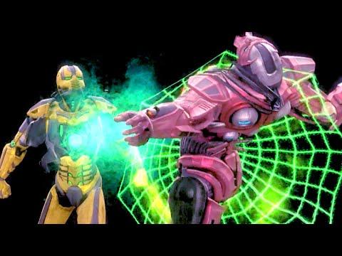 Mortal Kombat All Cyrax Fatalities Ever Made