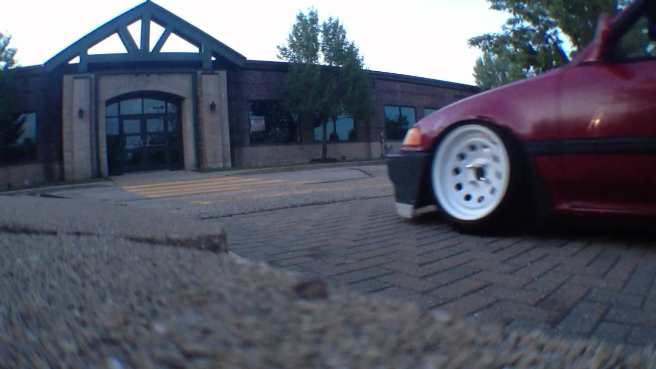 slammed civic ef ef youtube