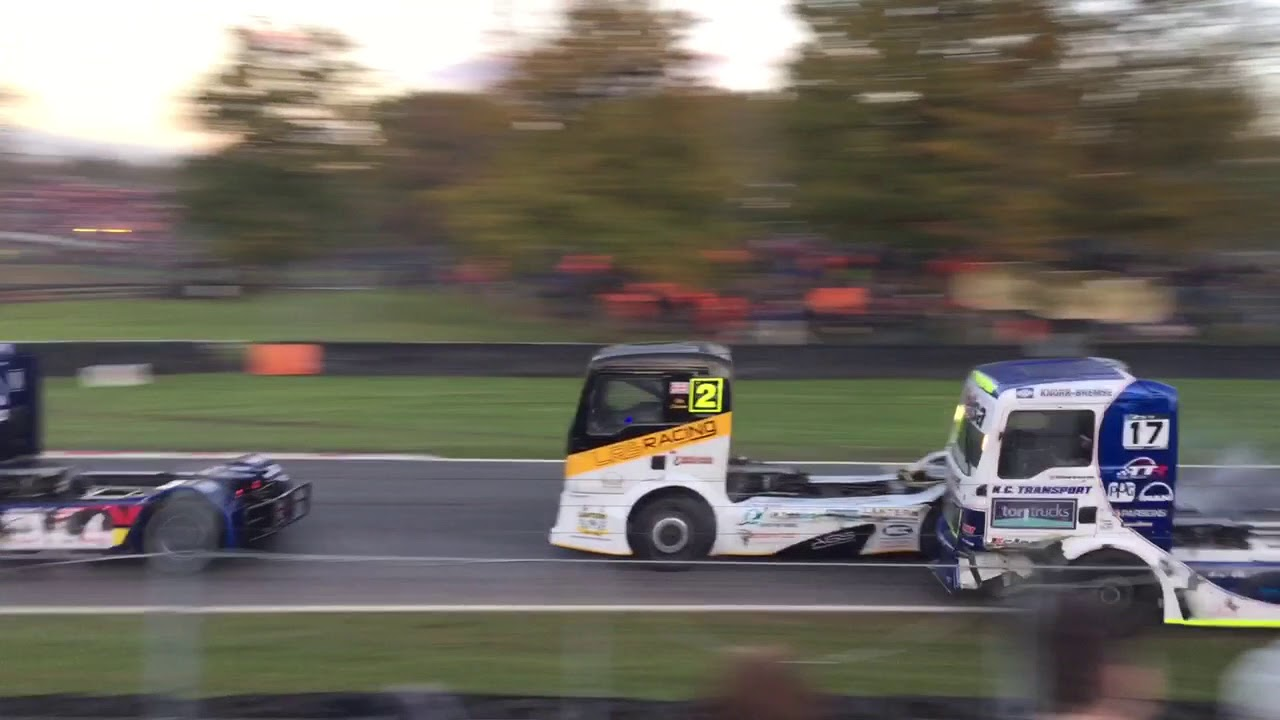 Brands Hatch Truck Racing >> British Truck Racing Championship Brands Hatch 2017