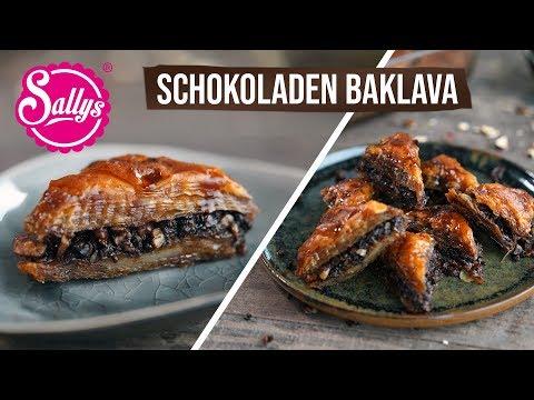Baklava - Schoko Style / Chocolate Baklava / Ramadan Rezepte