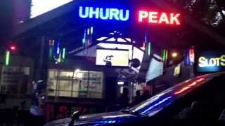 Uhuru Peak bar
