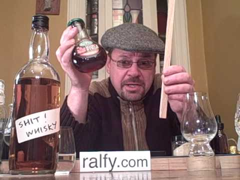 whisky review 85 - How to cope with bad whisky.
