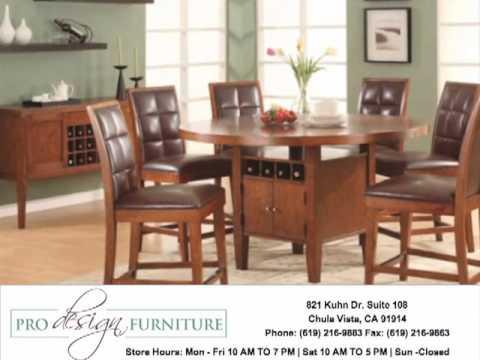 Pro Design Furniture Chula Vista Ca Youtube