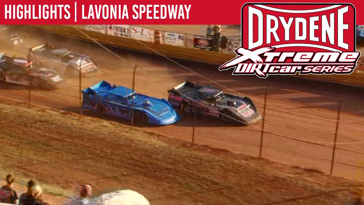 Drydene Xtreme DIRTcar Series Lavonia Speedway December 15th, 2019 | Highlights