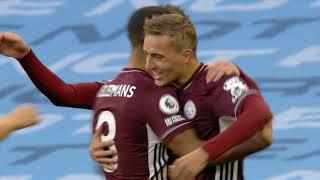 Man City vs Leicester 2:5   Golovi sa Utakmice   SPORT KLUB FUDBAL
