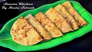 Easy Puran Poli Recipe | Holige Karnataka Style | Puran Poli | By Neetu Suresh