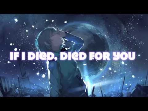 Nightcore - Cold As You (+Lyrics)