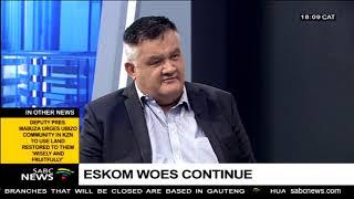 Ted Blom unpacks SA's eskom, energy crisis