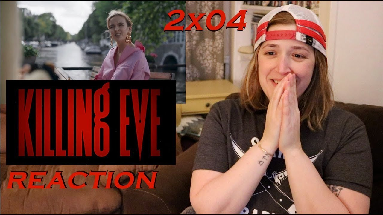 """Download Killing Eve Reaction 2x04 """"Desperate Times"""""""