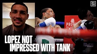 "Teofimo Lopez Isn't Impressed With Gervonta Davis, Calls Devin Haney ""E-Mail World Champion"""
