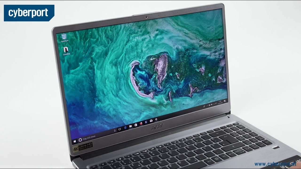 Acer Swift 3 SF315-52 im Test I Cyberport - YouTube