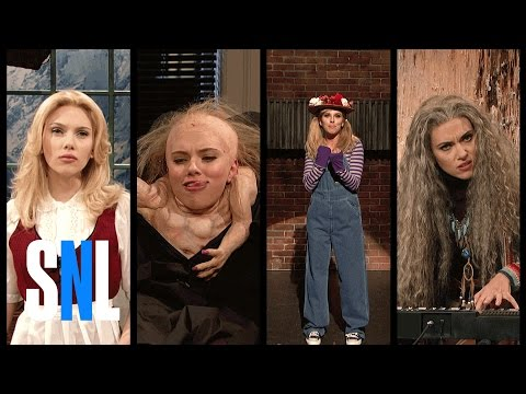 Scarlett Johansson Hosts SNL For The Fifth Time