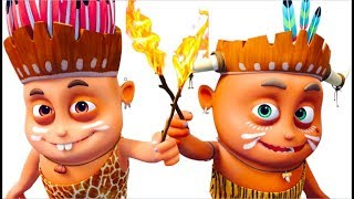 Timboo & Tuskar - Fired Up | Videogyan Kids Shows | Cartoon Animation For Children | Funny Comedy