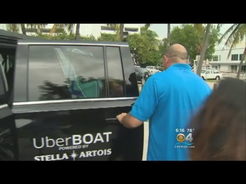 Uber Docked As Boating For Basel Doesn't Float With City Leaders