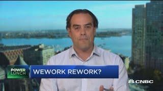 Axios' Dan Primack on WeWork laying off 19 percent of workforce