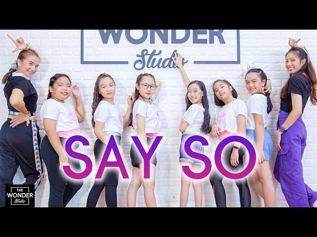 Say So - Doja Cat | Dance Video by TheWonderStudio