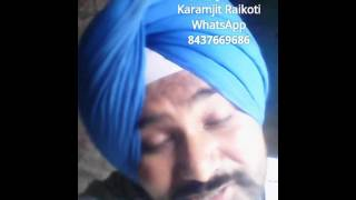 *Madde Din* Punjabi Song by Karamjit Raikoti