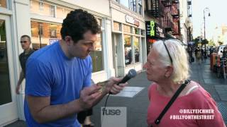 Billy on the Street: For A Dollar