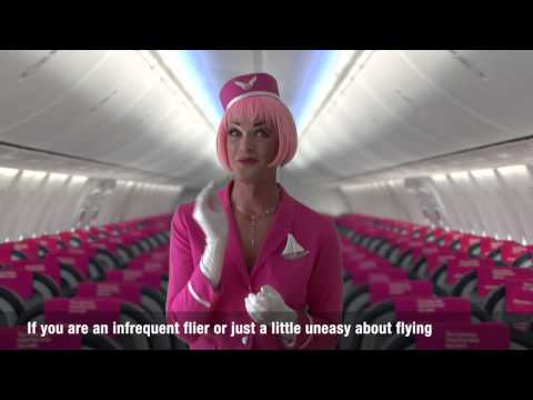Pink Air Safety Video