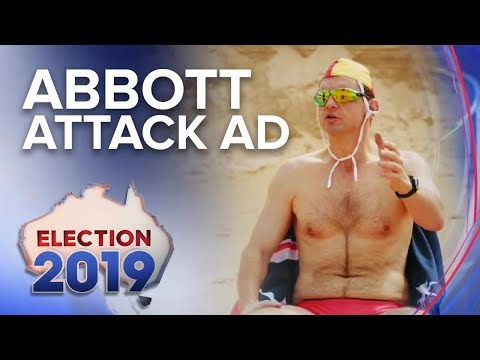 Tony Abbott attack ad pulled by activist group | Nine News Australia