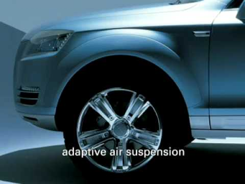 2003 Audi Pikes Peak quattro Concept promotional video