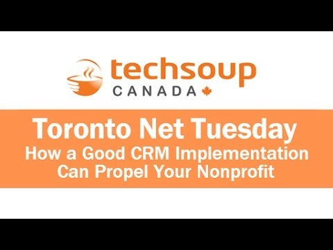 How a Good CRM Implementation Can Propel Your Nonprofit