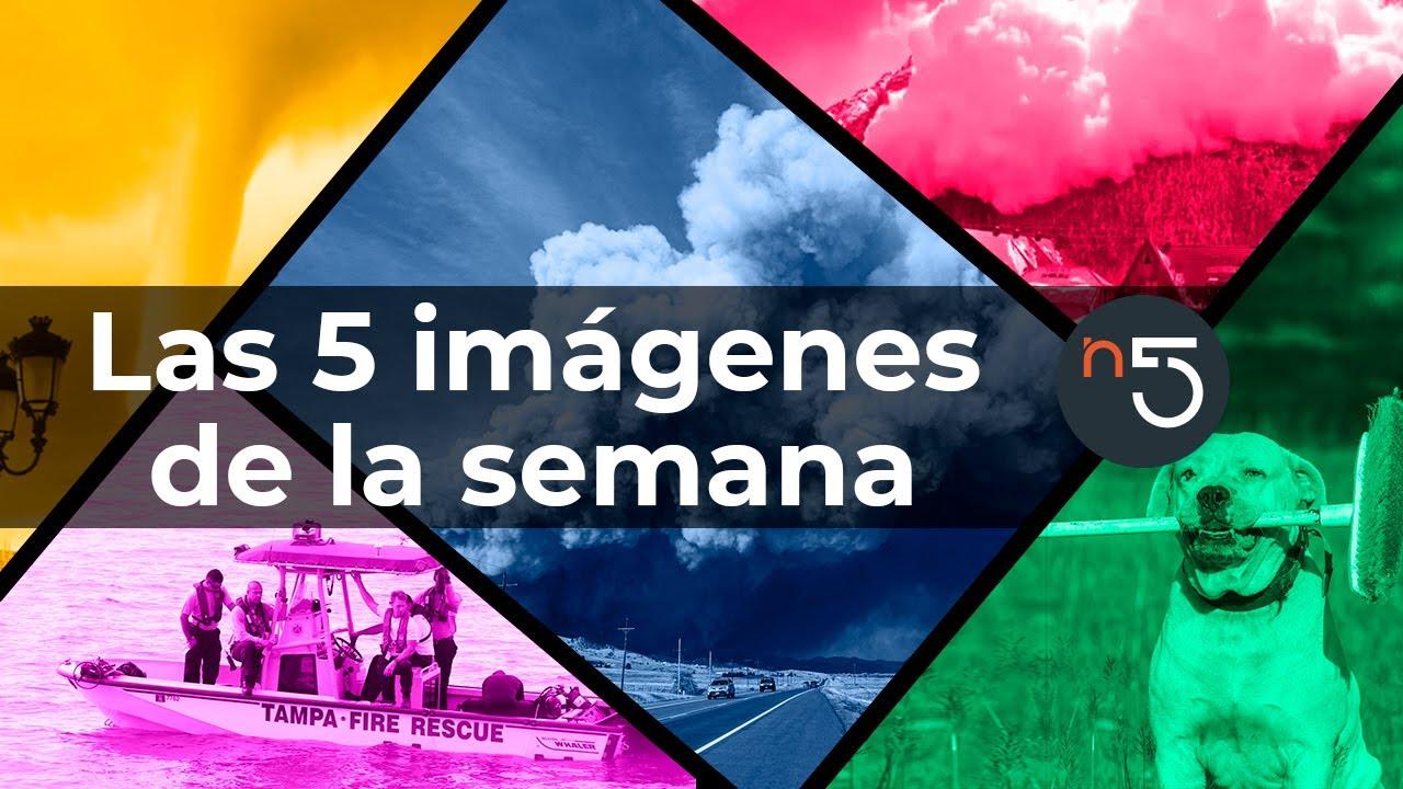 Las 5 Imagenes que Dieron la Vuelta al Mundo esta Semana #11 | En5.mx