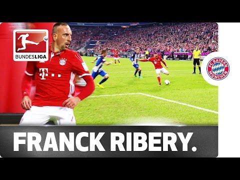 Ribery Dab! Celebration Dance After Dancing Goal
