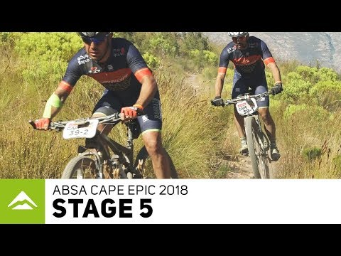 MERIDA FACTORY RACING TEAM  ABSA Cape Epic  stage 5
