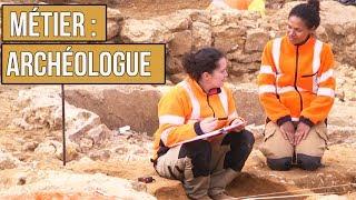 Métier : Archéologue