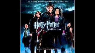 09 - Harry Sees Dragons - Harry Potter and the Goblet of Fire Soundtrack