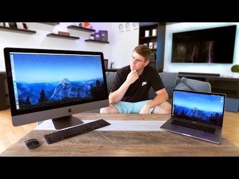 5000€ iMac Pro vs. 5000€ Macbook Pro: Was lohnt sich mehr? – felixba