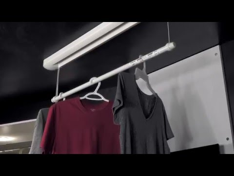 panasonic clothes drying system ceiling mounted cw. Black Bedroom Furniture Sets. Home Design Ideas