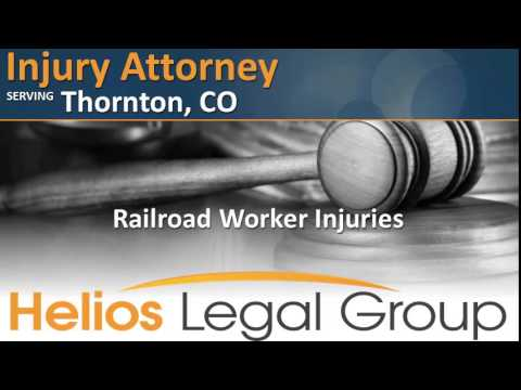 Thornton Injury Attorney - Colorado