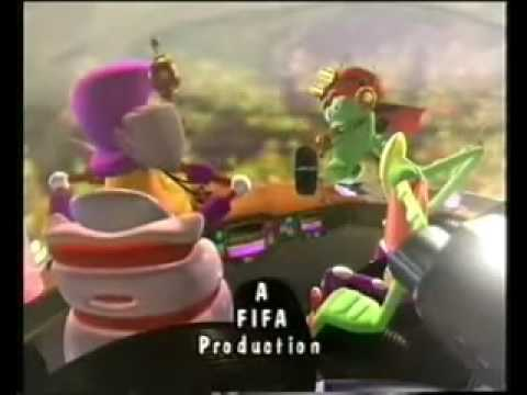 FIFA 2002 World Cup official  tv series intro - The Spheriks