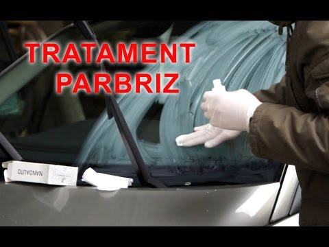 Tratament PARBRIZ Nanoauto