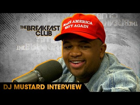 DJ Mustard Interview With The Breakfast Club (10-10-2016)