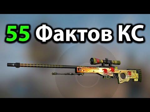 55 Фактов об игре Counter Strike Global Offensive