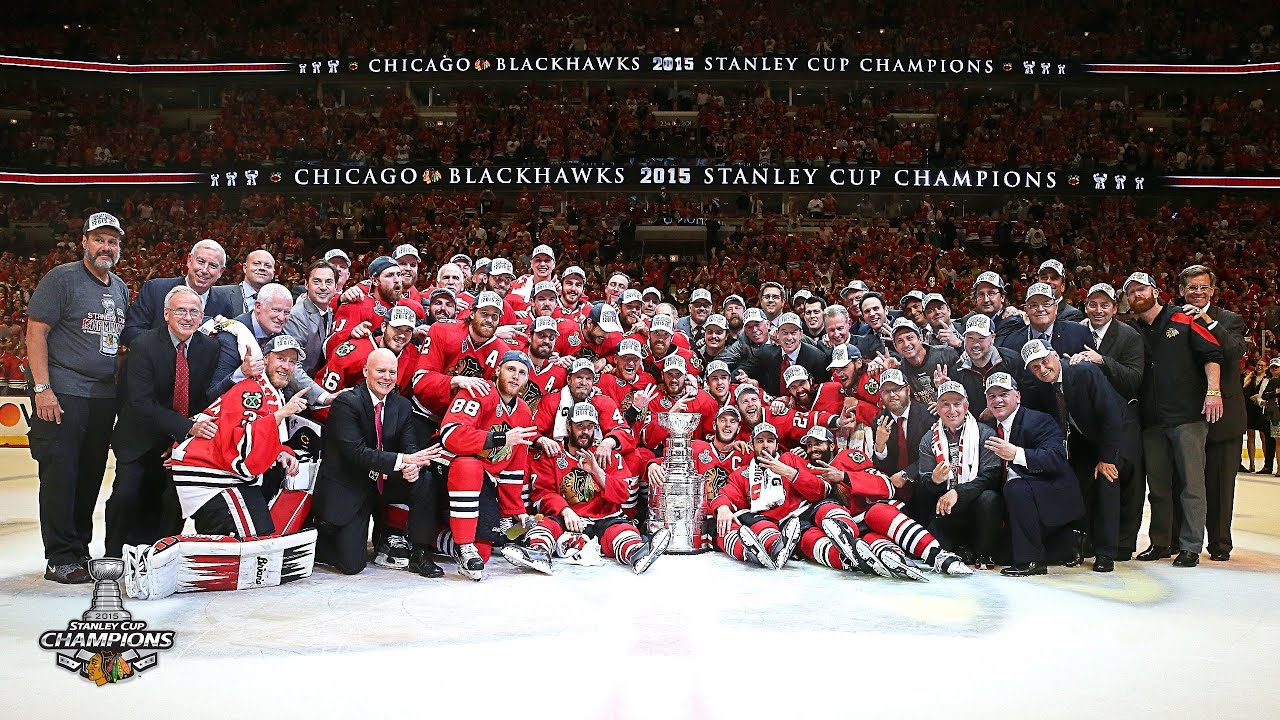 2015 chicago blackhawks stanley cup champion highlights youtube voltagebd Image collections