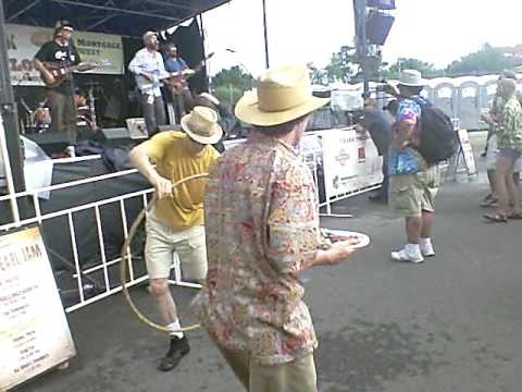 Tripping Dancer - The Congress - South Pearl Street Music Festival - July 2011