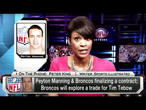 [NFL Throwback] Reactions to Peyton Manning signing with the Broncos