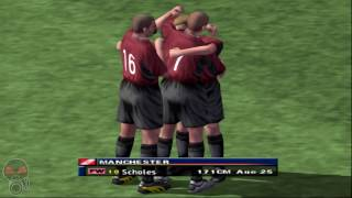 Pro Evolution Soccer   PS2 Gameplay   1080p HD