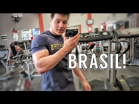Vida de Bodybuilder - Diário #131 - Chegando no Brasil