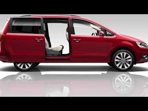 2012 Seat Alhambra 4wd Youtube