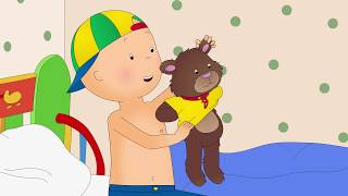CAILLOU AND THE SCHOOL BUS DRIVER | Funny Animated cartoons | WATCH ONLINE | Cartoon for Children