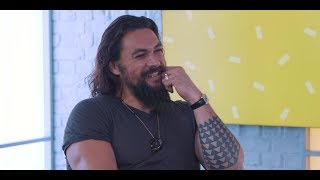 Jason Momoa began his Game of Thrones audition with a HAKA! | Magic Radio