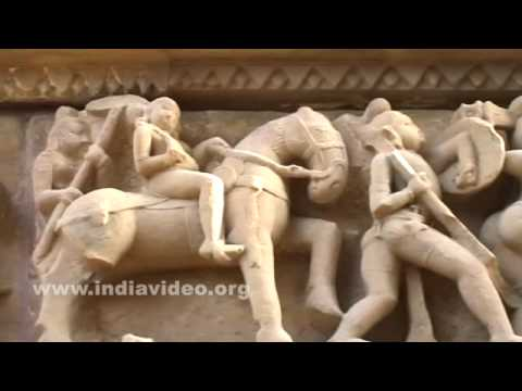 The Sculptural grandeur of Khajuraho