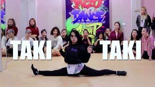 Taki Taki - DJ Snake ft. Cardi B, Ozuna, Selena Gomez | Alan Rinawma Dance Choreography