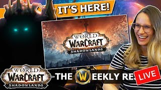 The Game Changer! How SHADOWLANDS Will Reset WoW: The Weekly Reset LIVE FROM BLIZZCON